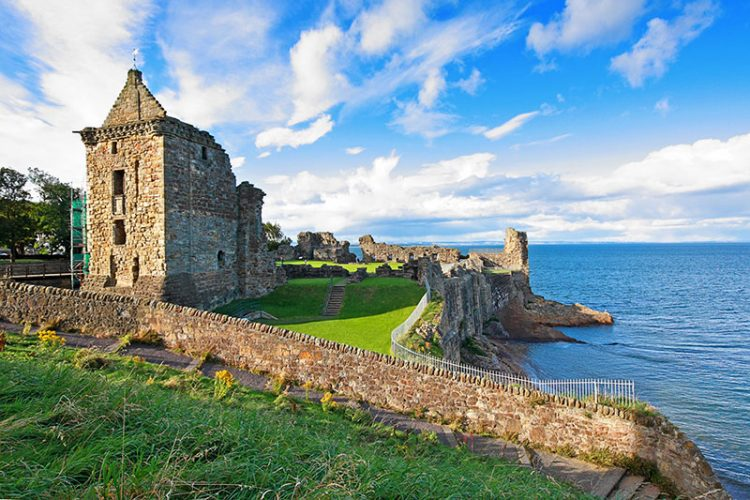 St-Andrews-Tour